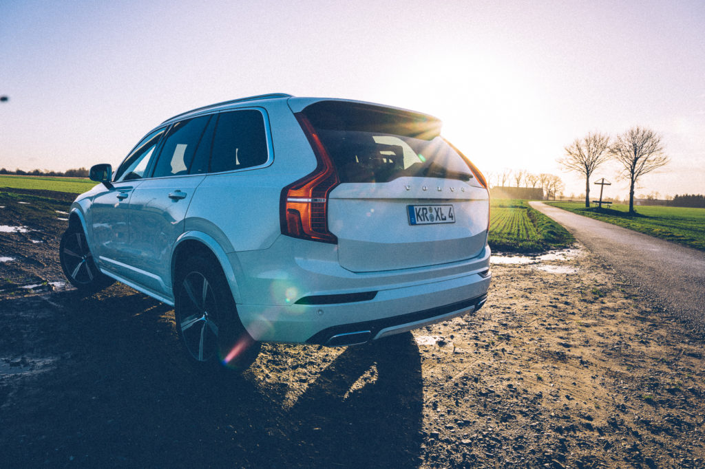 Volvo Blog XC90